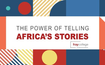 The Power of Telling Africa's Stories Webinar hosted by Paula Fray